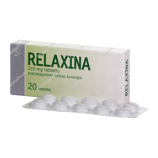 Relaxina 210 mg tabletta 20x354053 2018 tn